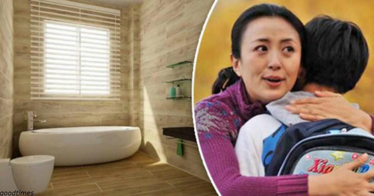 Горничная попросила сына поесть в ванной. Вот что сделал хозяин дома, когда узнал об этом